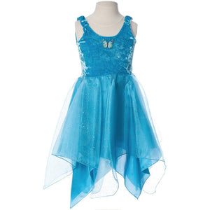 Velvet Fairy Dancer Dress