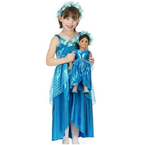 Mermaid Fairy Dress Set