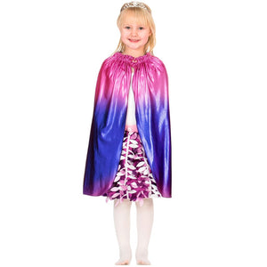 Ombré Adventure Cape for Kids
