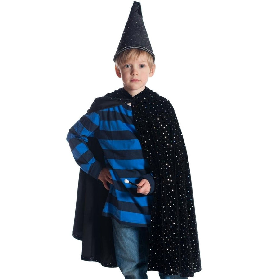 Velvet Wizard Cape