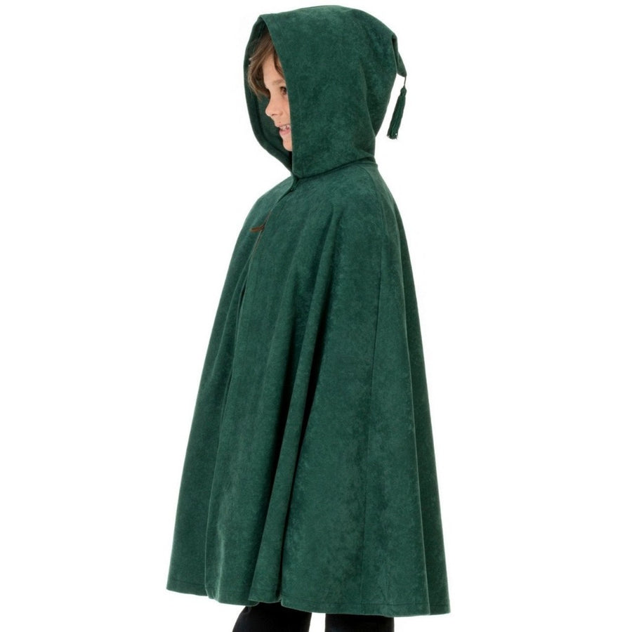 Woodsman Suedecloth Cape