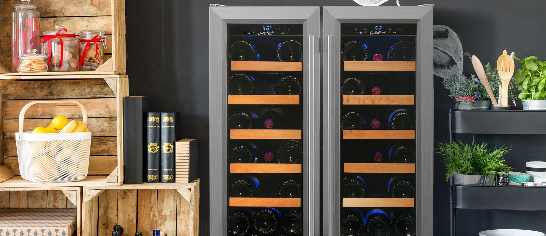 Wine Cooler Sizes: Which Is Right for You?