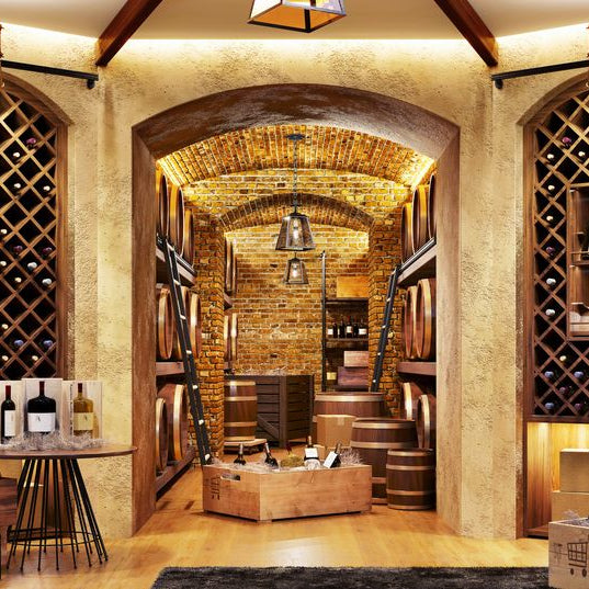 How to Build Wine Cellar