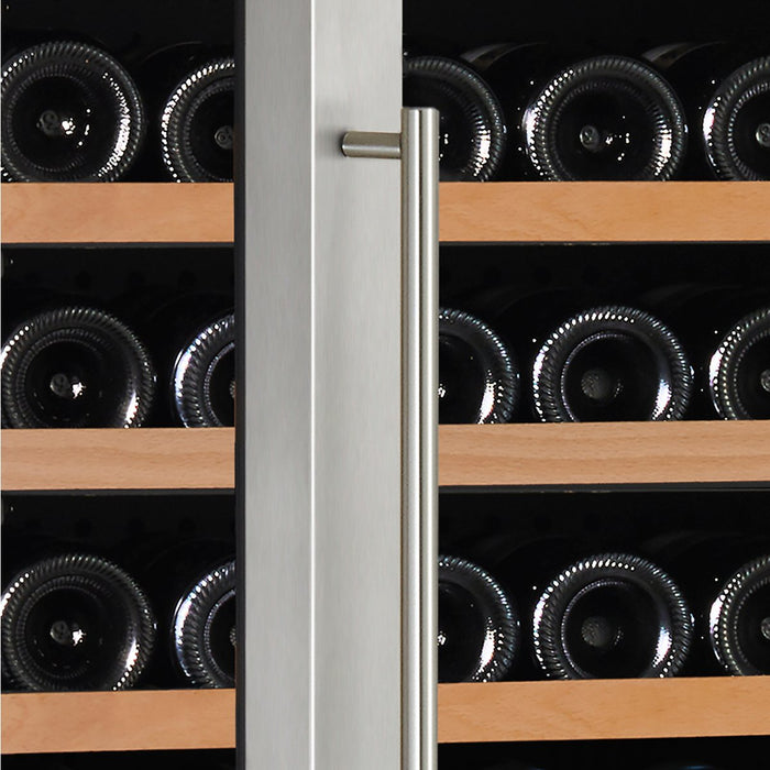 N'FINITY LX Dual Zone MAX Wine Cellar (Stainless Steel Door)