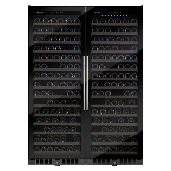 N'FINITY Double LXi Single Zone Wine Cellar with Steady Temp Cooling (Edge-To-Edge Glass Door)