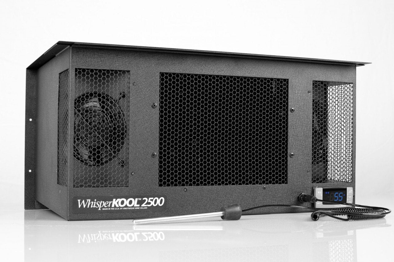 WhisperKOOL Wine Celler Cooling Systems