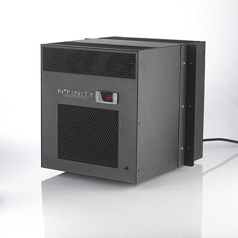 N'FINITY 3000 Wine Cellar Cooling Unit (Max Room Size = 650 Cu. Ft.) - Wine Cooler Plus