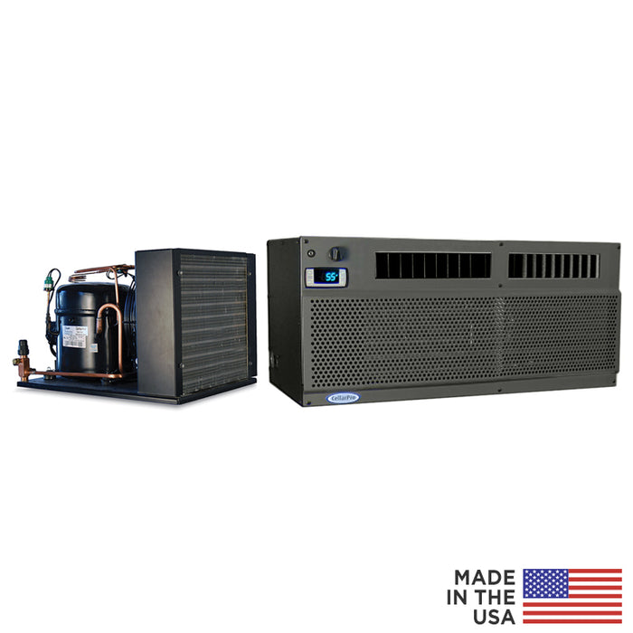 CellarPro Mini Split 3000Sh Split System Cooling Unit (up to 600 cubic feet)