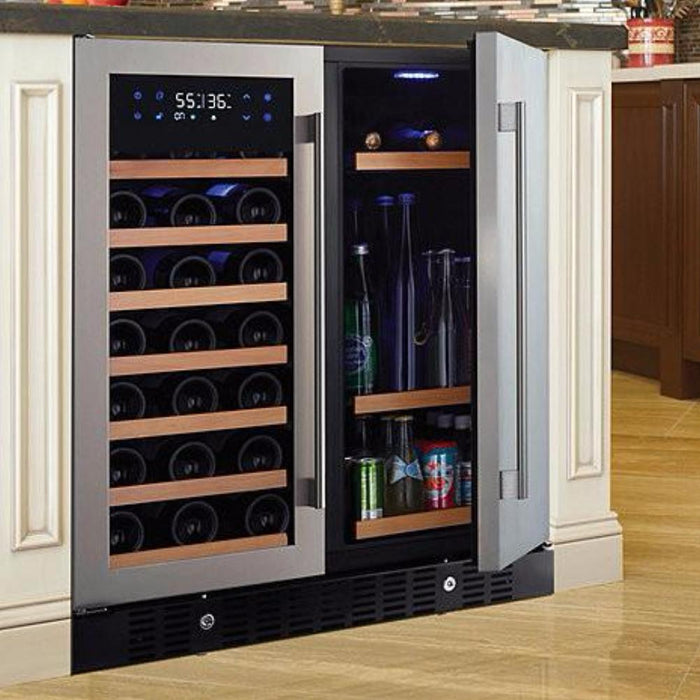 N'FINITY PRO HDX Wine and Beverage Center Front View - Wine Cellar HQ