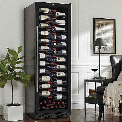 Wine Enthusiast VinoView 155-Bottle Wine Cellar 269 03 88 03