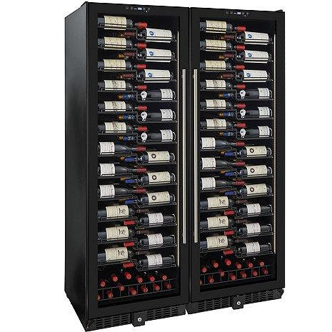 VinoView 310-Bottle Double Wine Cellar 269 03 888