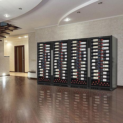 VinoView 620-Bottle Quad Wine Cellar 269 03 8888