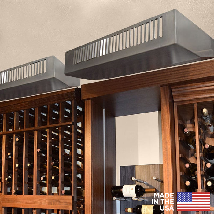 CellarPro 6000Scm Ceiling Mount Split System | Wine Cellar Cooling System | up to 1500 cubic feet