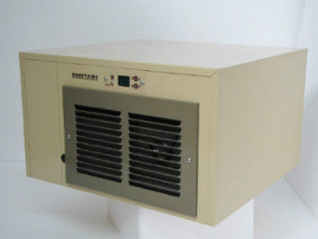 Breezaire WKCE 1060 Wine Cabinet Cooler right hand front view