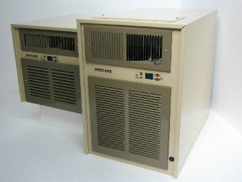 Breezaire WKL 8000 Wine Cellar Cooling Unit front view on diagonal