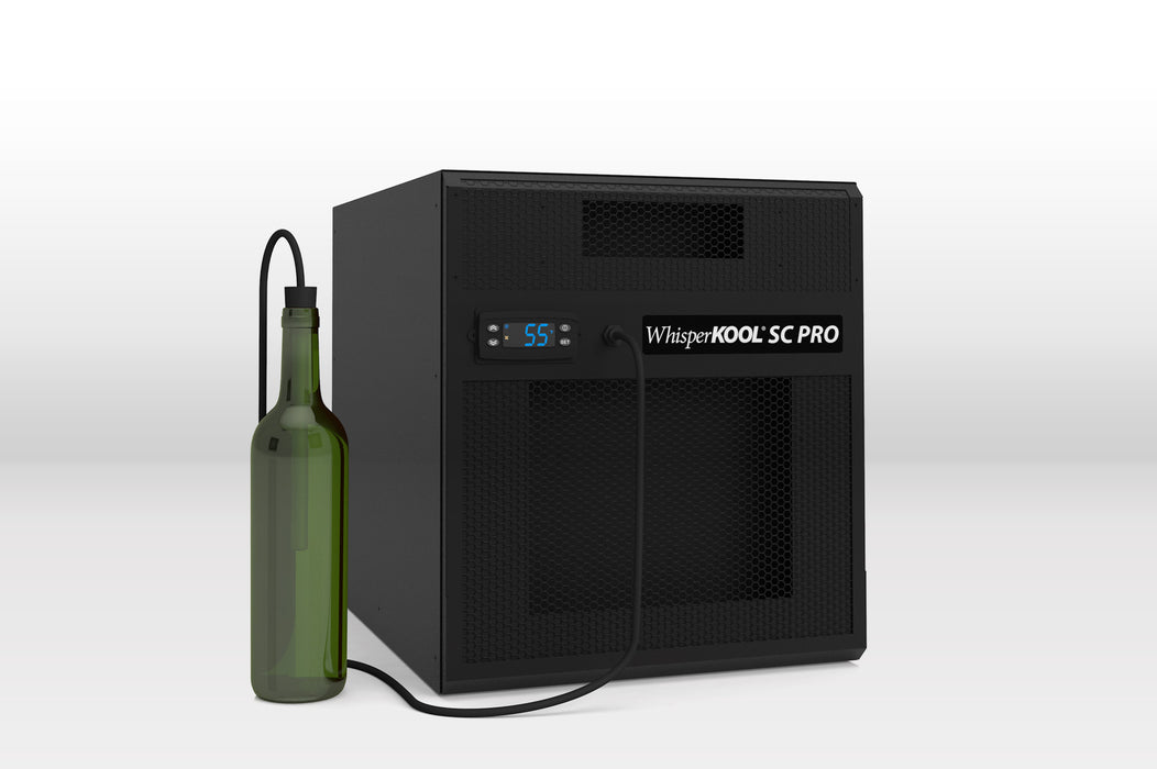 WhisperKOOL SC PRO 2000 Self-Contained Wine Cellar Refrigeration