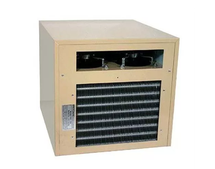 Breezaire WKL 2200 Wine Cellar Cooling Unit rear view