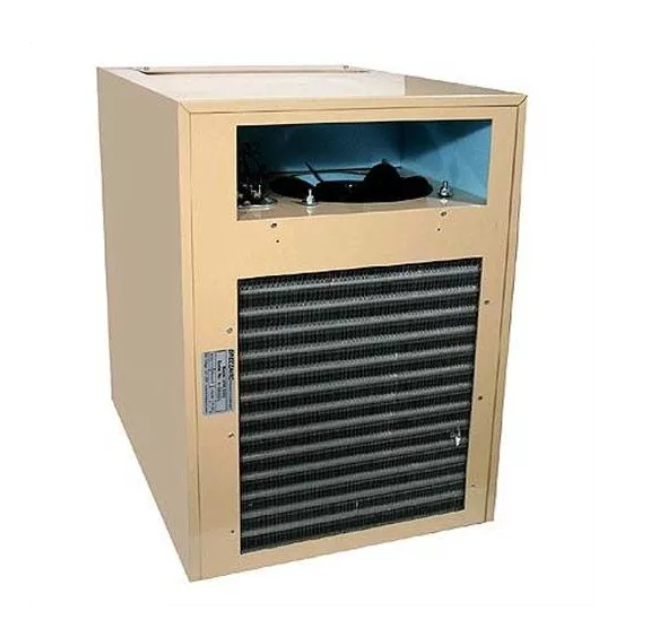 Breezaire WKL 3000 Wine Cellar Cooling Unit rear view