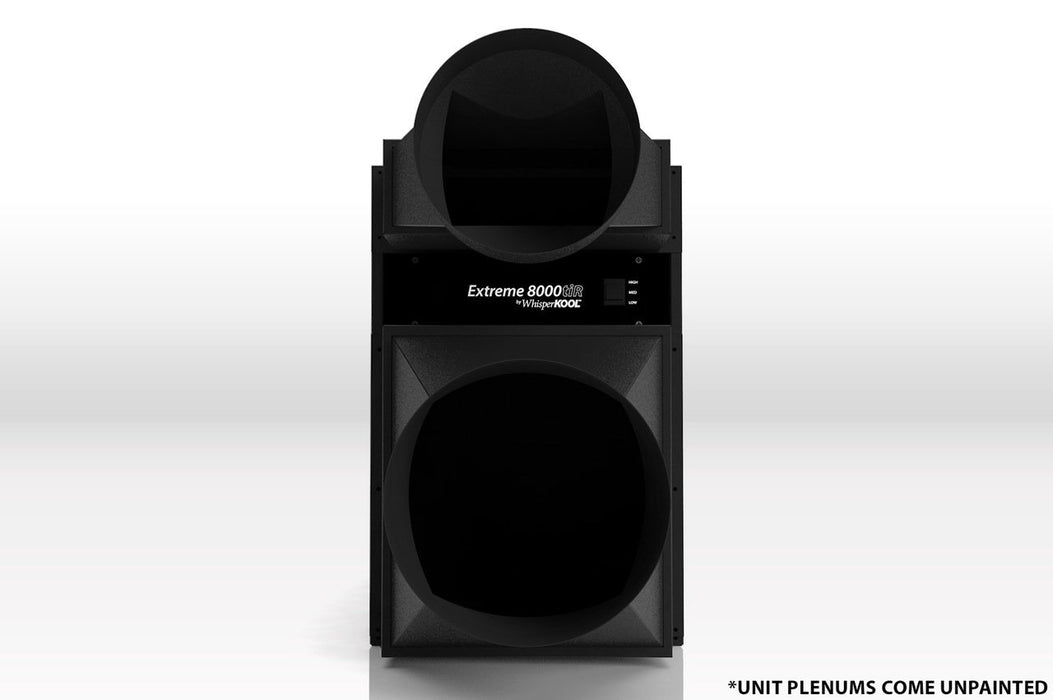 WhisperKOOL Fully Ducted Extreme 8000tiR Wine Cellar Cooler