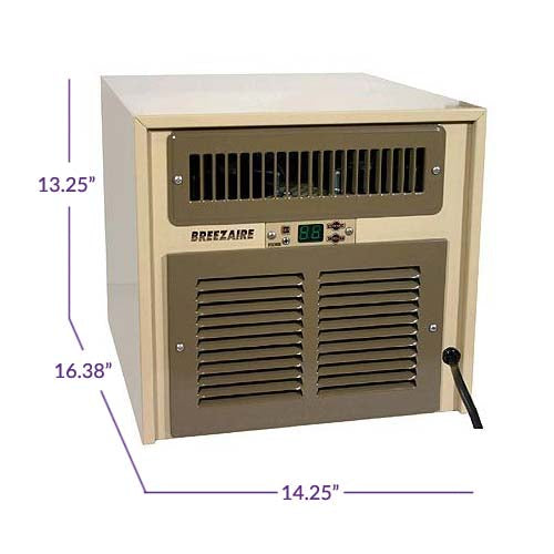 Breezaire WKL 2200 Wine Cellar Cooling Unit
