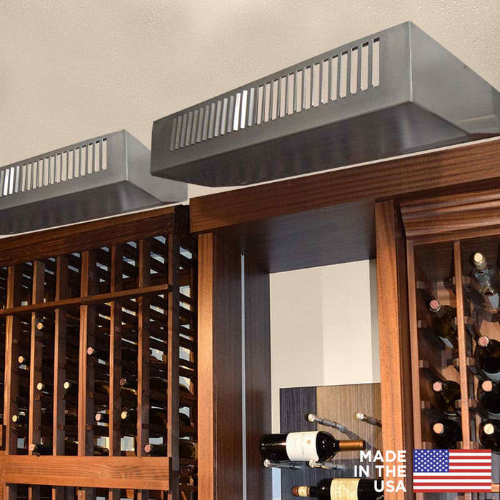CellarPro 8000Scm Ceiling Mount Split System | Wine Cellar Cooling System | up to 2000 cubic feet