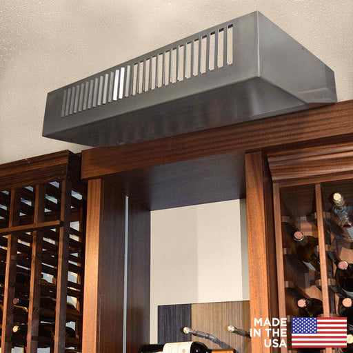 CellarPro 4000Scm Ceiling Mount Split System | Wine Cellar Cooling System | up to 1000 cubic feet