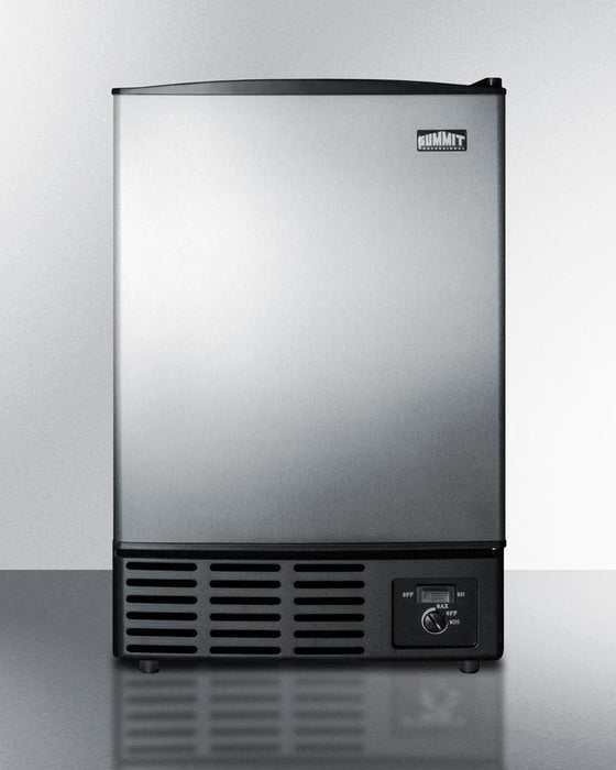 "Summit 15"" Compact Built In Ice Maker BIM25"