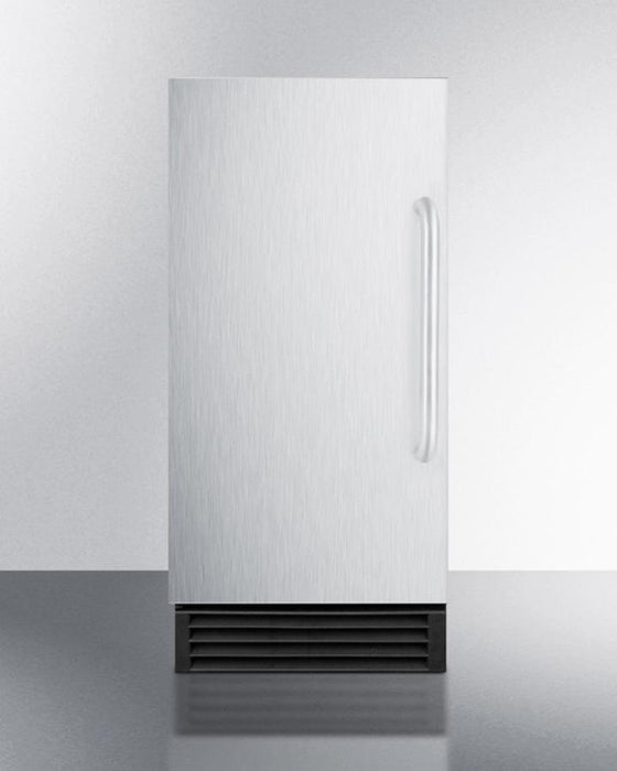 "Summit 14.5"" Slim Fitting Built In Ice Maker BIM44G"