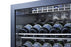 "24"" Wide Single Zone Built-In Commercial Wine Cellar Panel-ready"