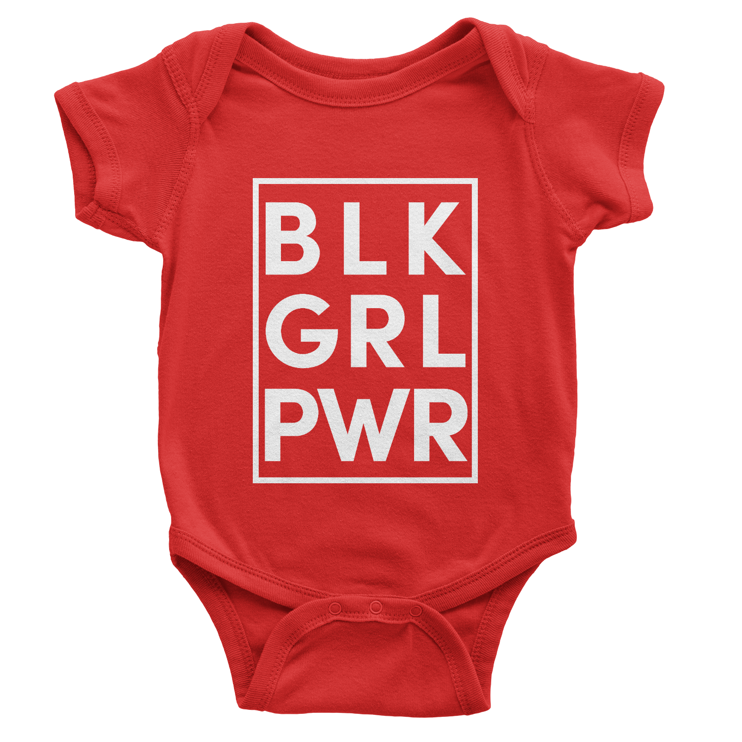 Black Girl Power Onesies - Stoop & Stank Tees