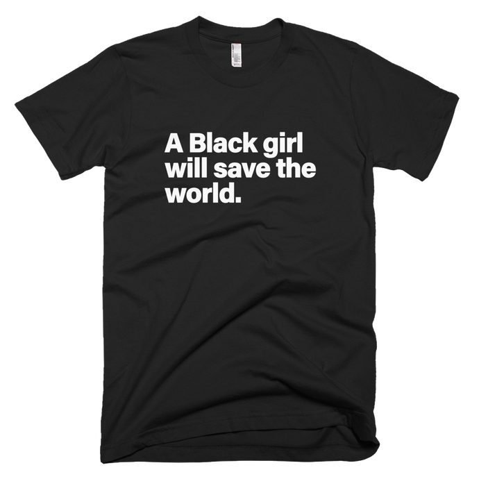 Black Girl Saves World - Stoop & Stank Tees