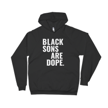 Black Sons Are Dope Hoodie - Stoop & Stank Tees