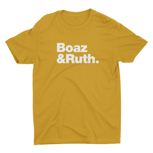 Boaz & Ruth - Stoop & Stank Tees