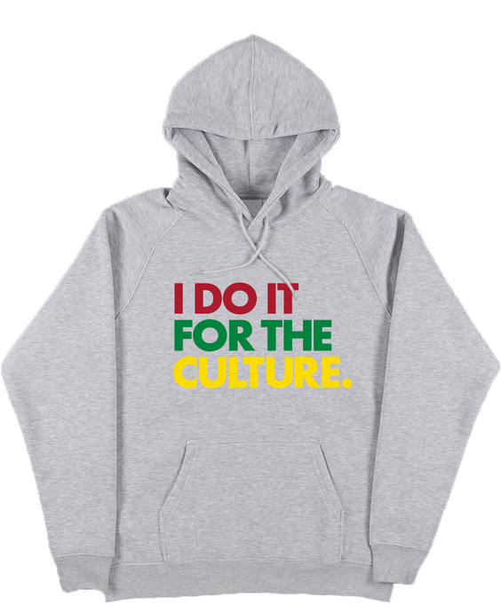 For the Culture Hoodie - Stoop & Stank Tees