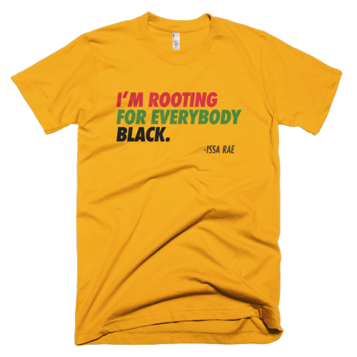 Rooting for Everybody Black - Stoop & Stank Tees