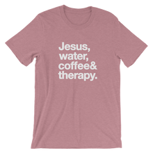 Jesus & Therapy - Stoop & Stank Tees