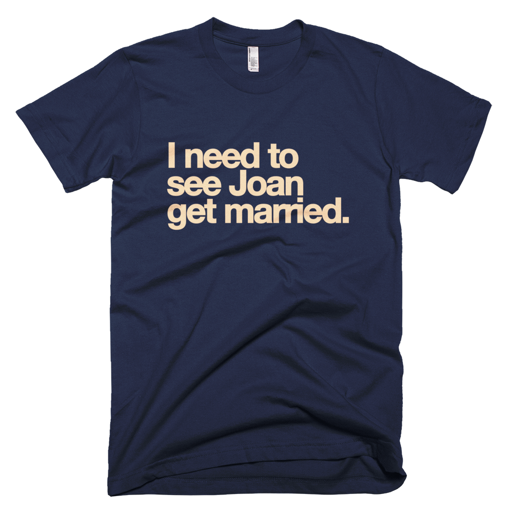 Joan's Wedding - Stoop & Stank Tees