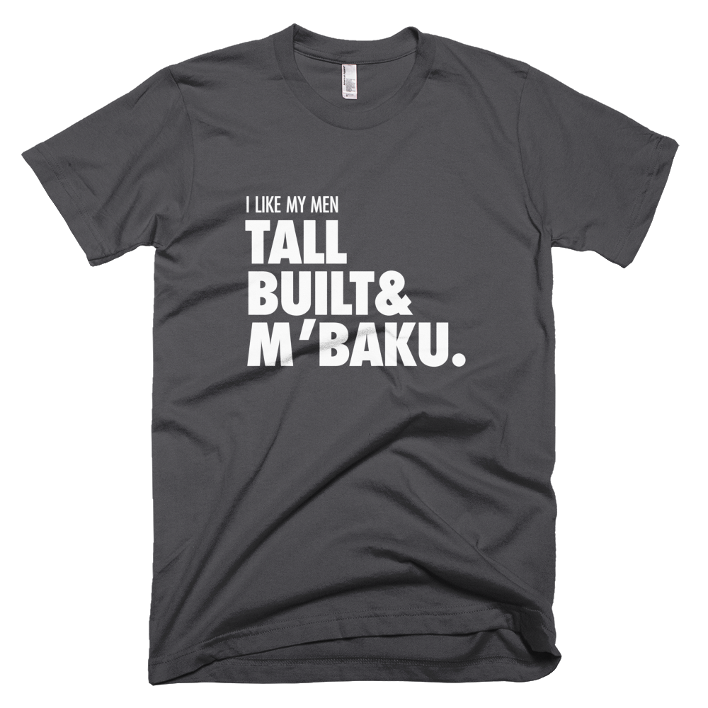 And M'Baku - Stoop & Stank Tees