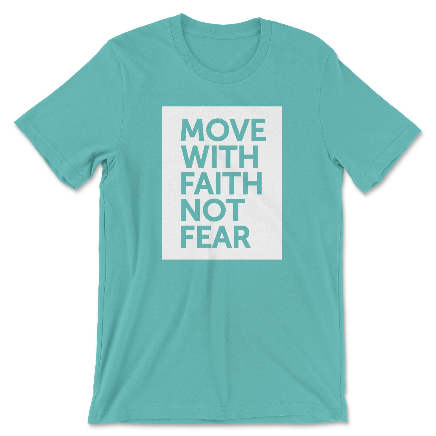 Move with Faith