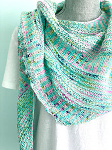 Breathe and Hope kits by Casapinka with Emma's Yarn.