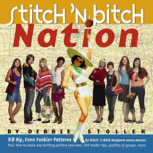 Book Stitch 'N Bitch Nation