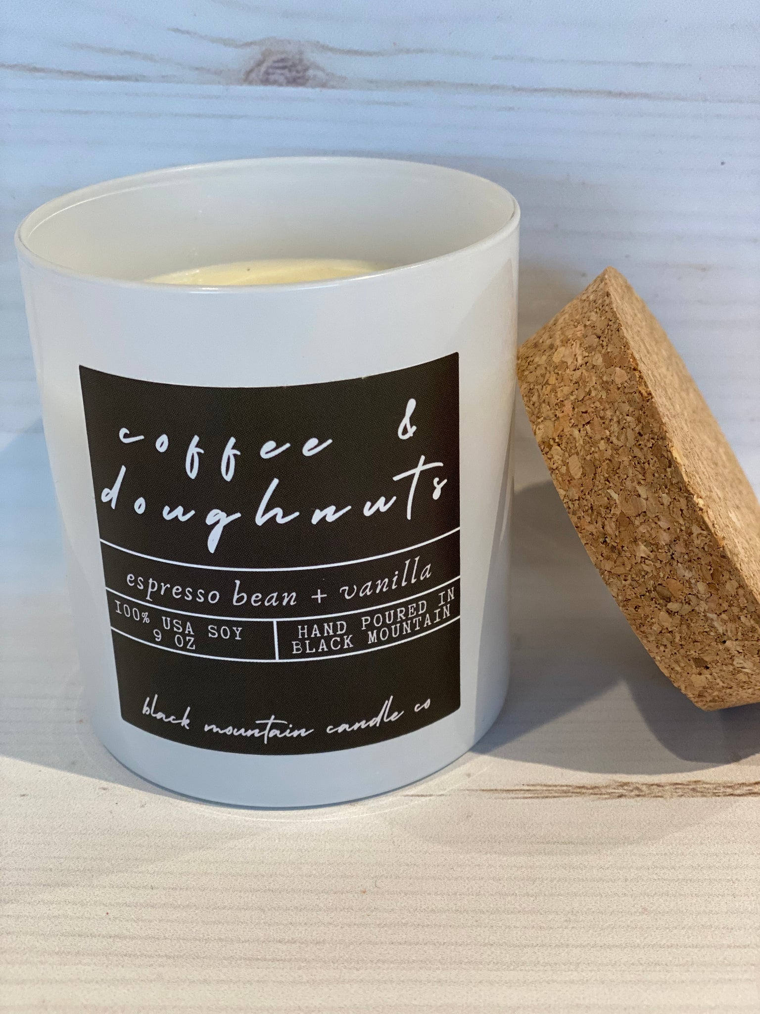 Black Mountain Candle Co