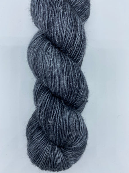 Twisted Willow Merino Linen Charcoal