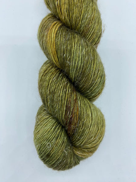 Twisted Willow Yarns Merino Linen Singles Fingering