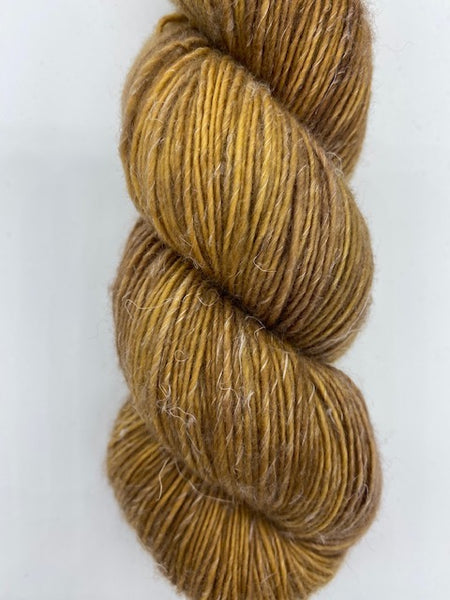 Twisted Willow Merino Linen Salted Caramel