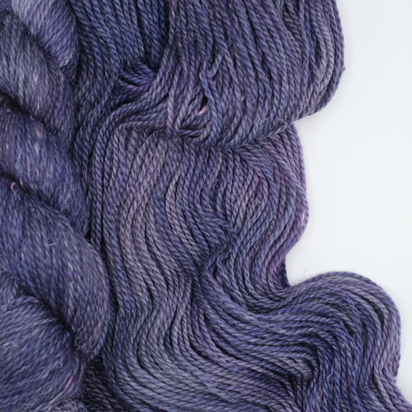Twisted Willow Yarns Merino Linen Twist Worsted
