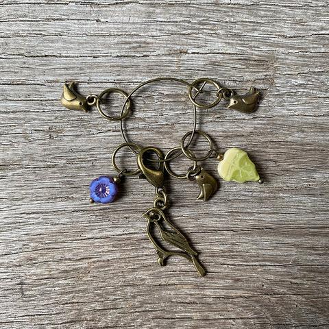 Whimsical Stitch Marker Sets