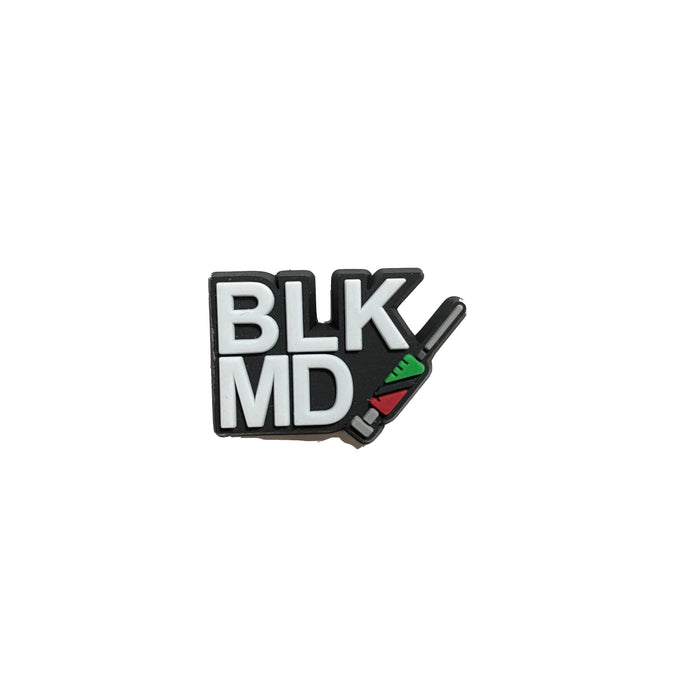 BLK MD Charm