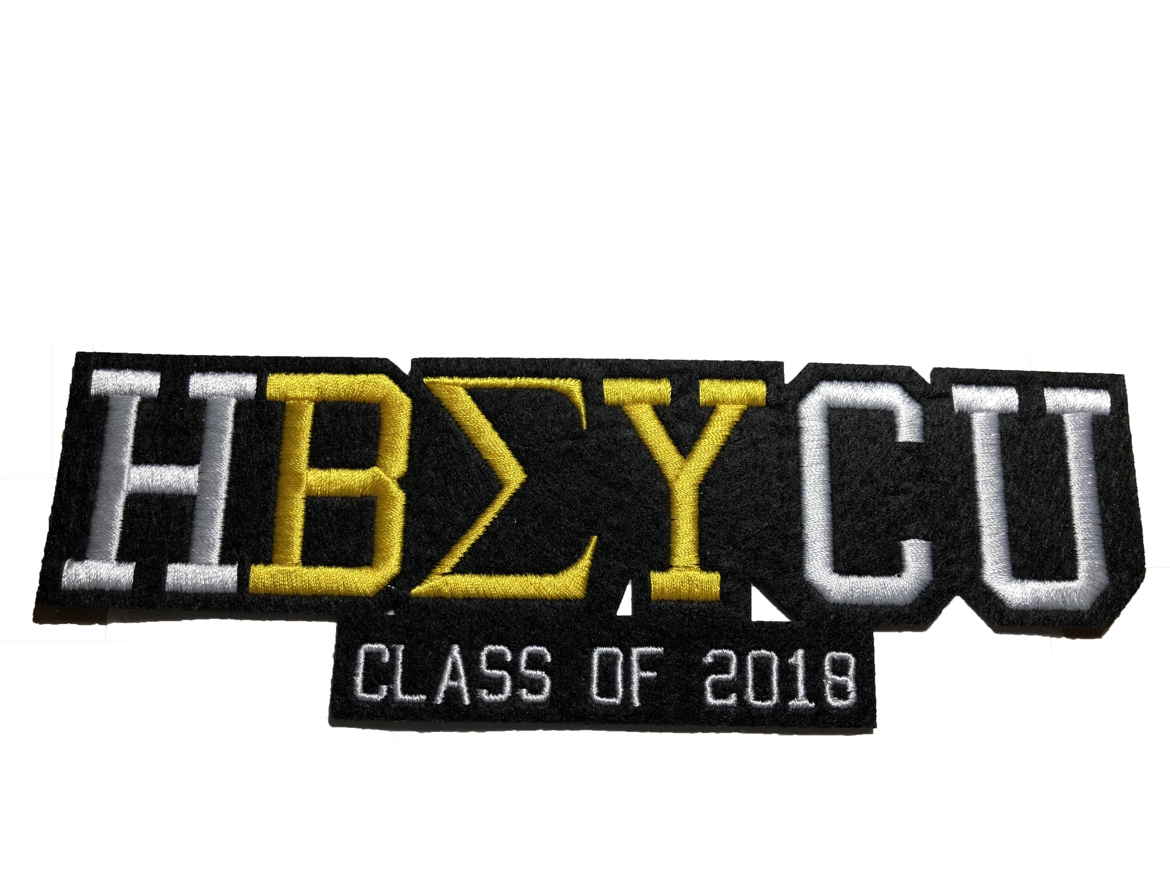 Class of 2018 Patch