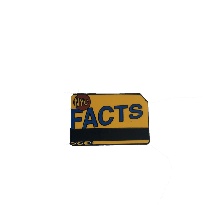 Facts Pin